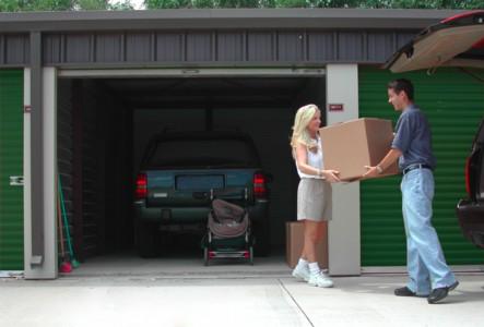 car motorcyle storage in Dayton Fairborn